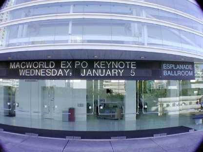Moscone Center Ballroom