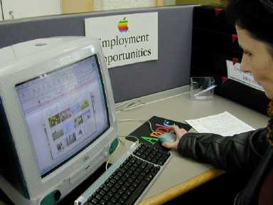 Apple Employment Counter