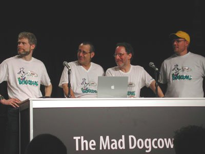 Mad Dogcows